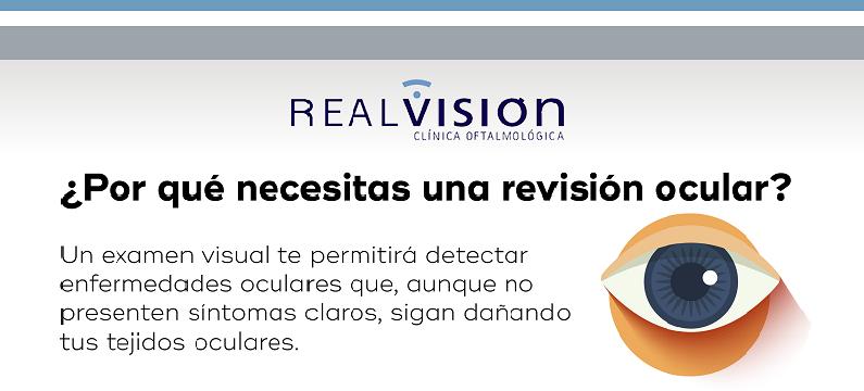 revisar vista en Clínica oftalmológica en Madrid