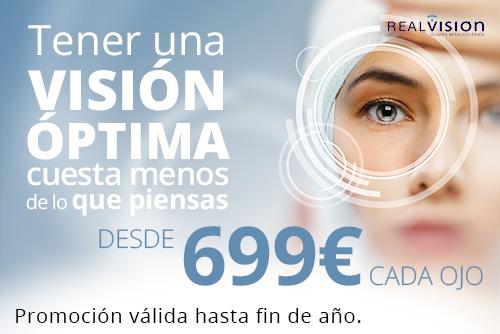 realvision clinica oftalmologica en madrid