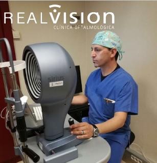 real vision sindrome visual informatico